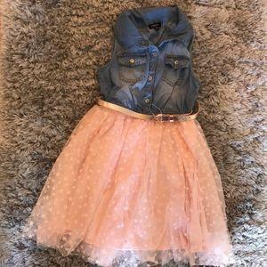 Zunie Nordstrom rack Girls Dress